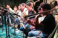 Orquestra Cidade da Arte no Grito Rock Mundo.