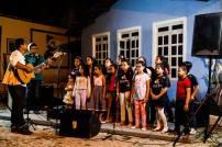 Coral Caixinhas de Vozes no Aniversário de 24 anos da AGUA